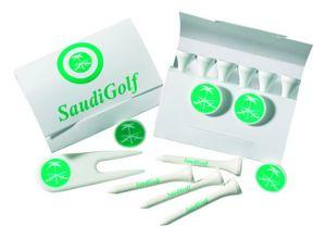Golf Tee Wallet Cardboard - CTW217