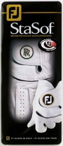 Footjoy StaSof Golf Glove - FGG3