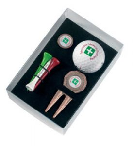Golf Ball Gift Set Soft Box - SB1R
