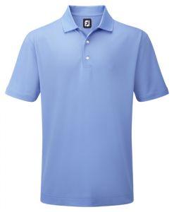 Footjoy Stretch Pique Solid Colour Polo Shirt -FJSPSC117