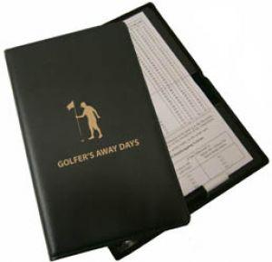 Golf Scorecard Holder - LG1